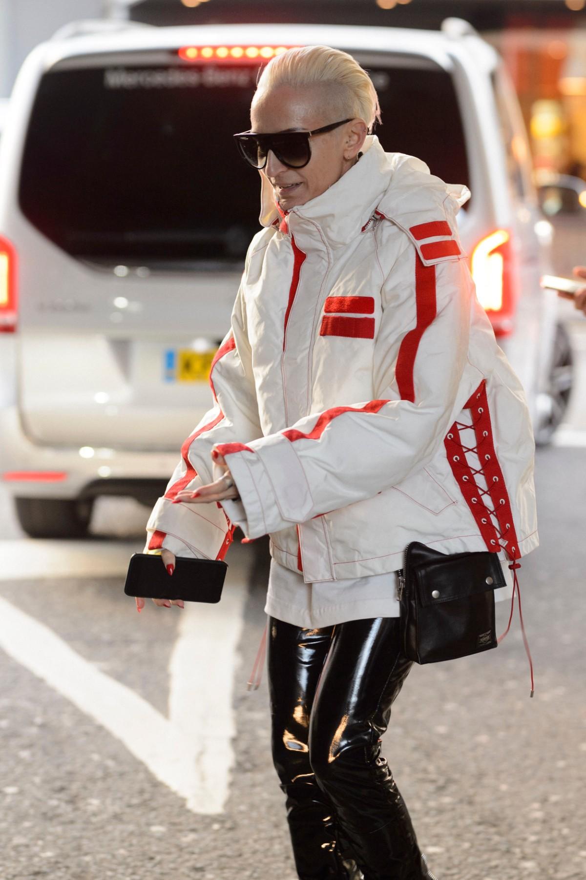 London Street Fall Men's Fashion Trends 2018 Brings