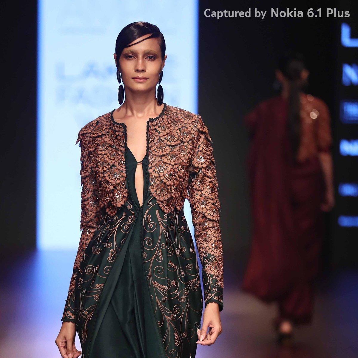Lakme Fashion Week Winter Festive 2018 Day One Key Designer Trends F Trend