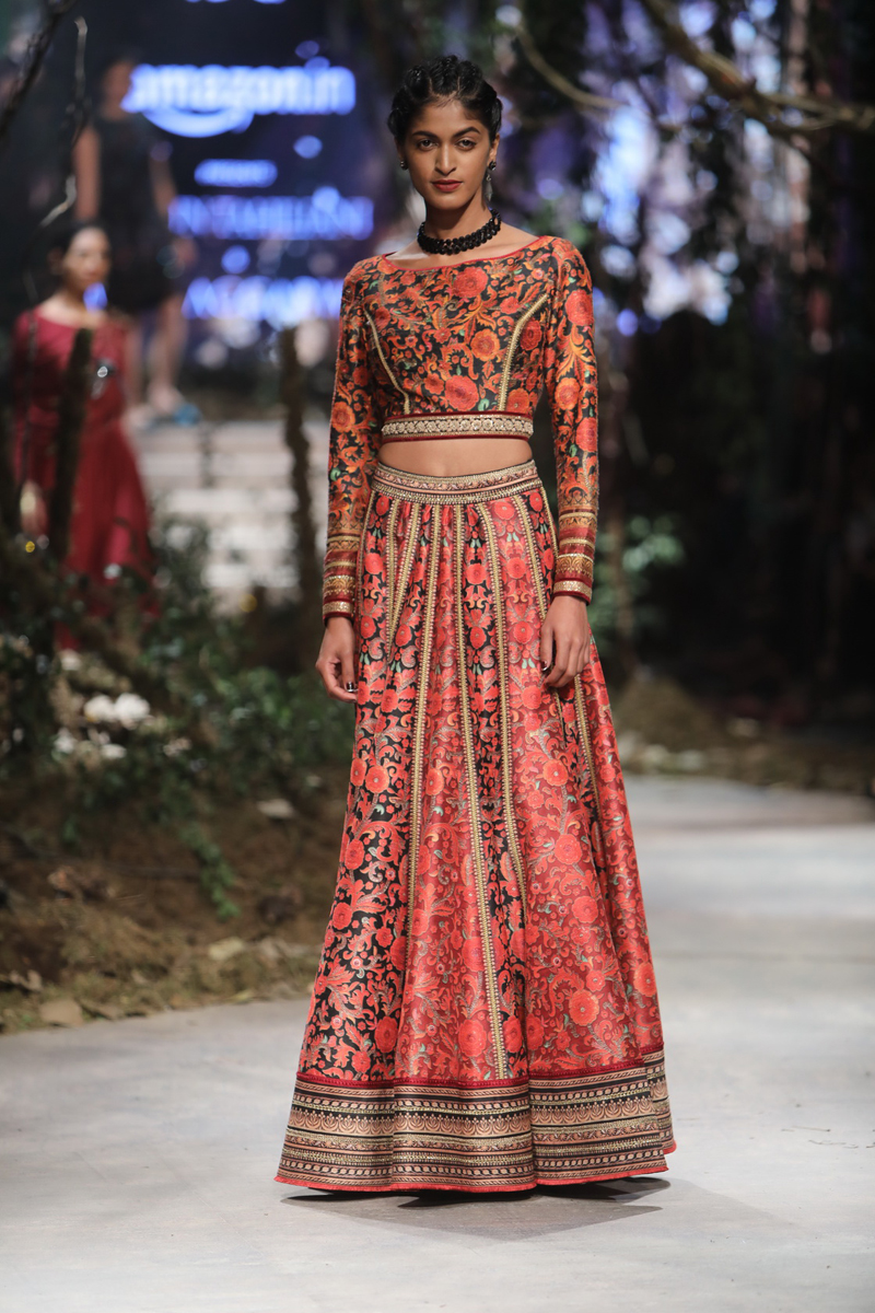 Amazon India Fashion Week A/W 2017 - Grand Finale | f-trend