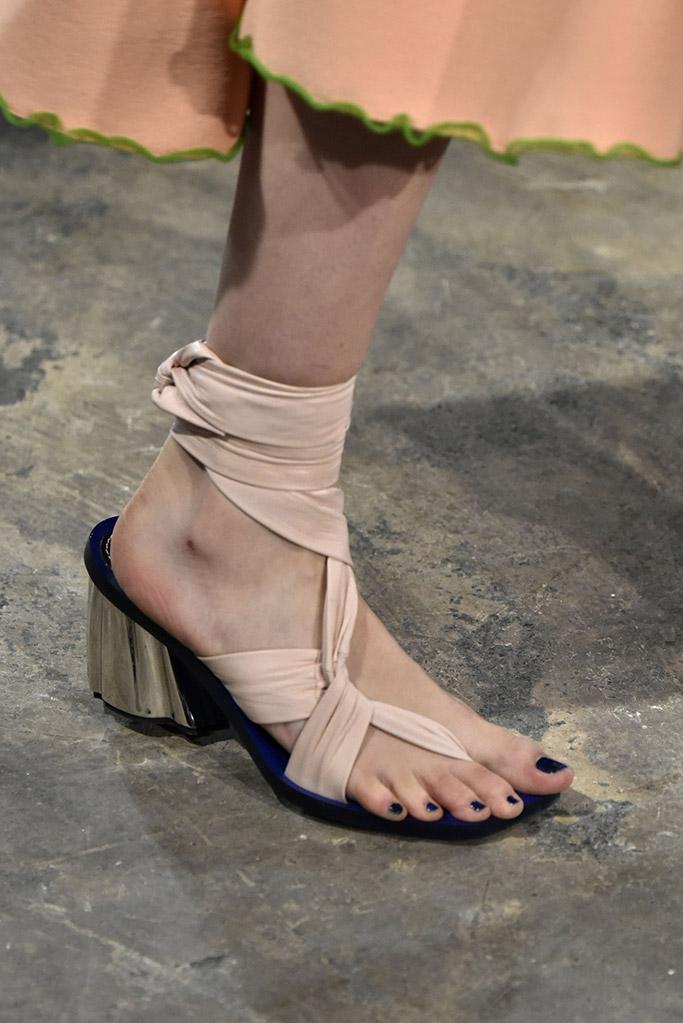 Burnt Orange Block Heel Sandals New Womens Ladies Ankle