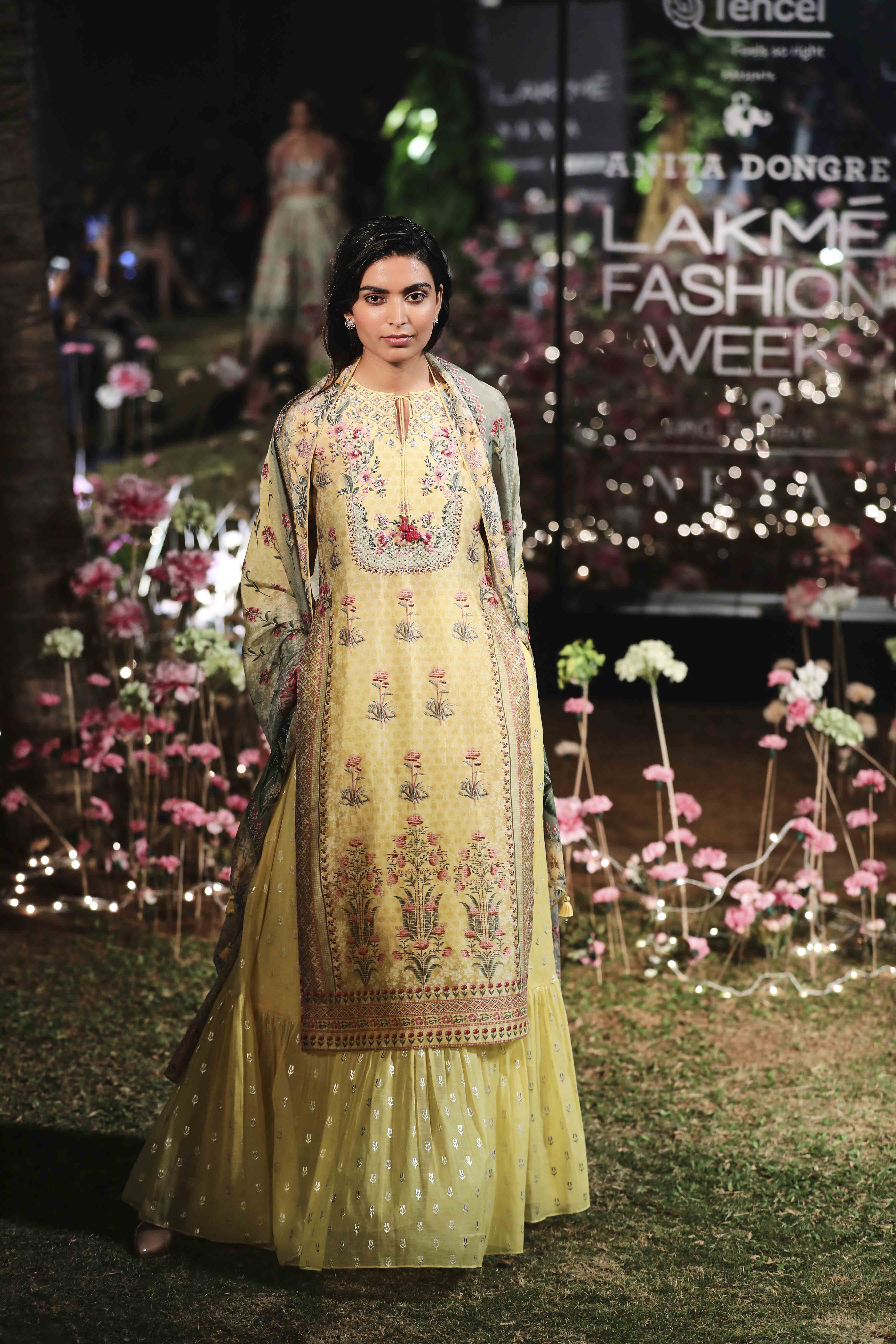A Summer Reverie by Anita Dongre | Lakme Fashion Week SS'19