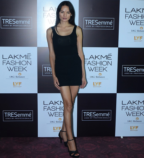 Anjali Lama the Transgender Model