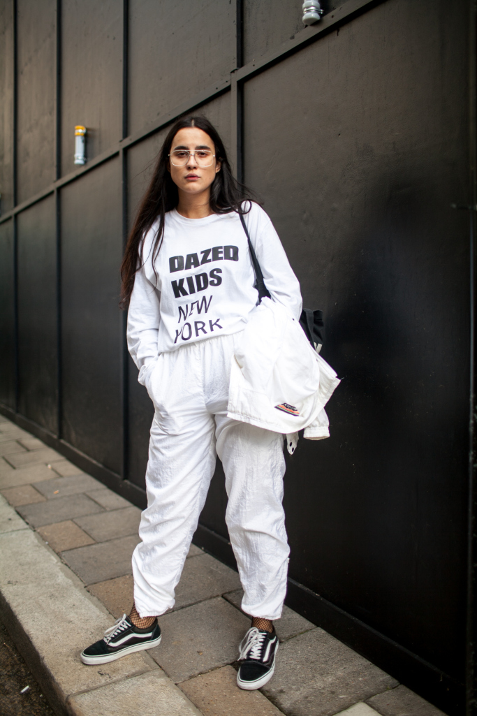 5 Street Style Trends London Fashion Week Fall 2017 F Trend