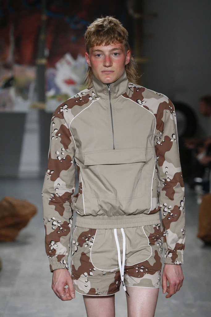 London Fashion Week Men S Ss 2019 Day One Trend F Trend
