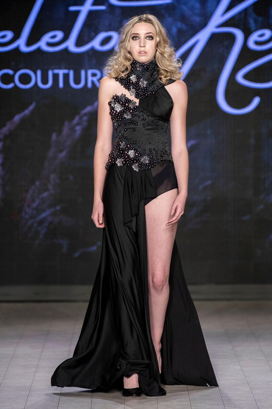 Skeleton Key Couture specializes - Vancouver fashion week S/S 2020