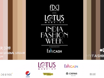lotus India fashion week ss 2020