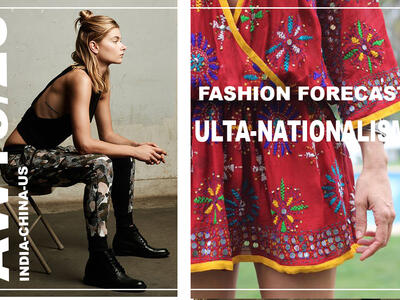 fashion forecast AW2019/20-The ultra Nationalist: India and US Market