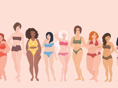 body positivity is for all the shape and size?