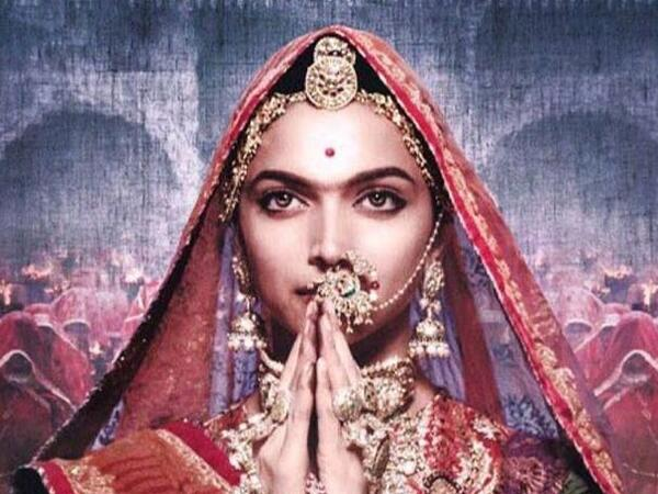 Deepika Padukone's First Look from Padmavati