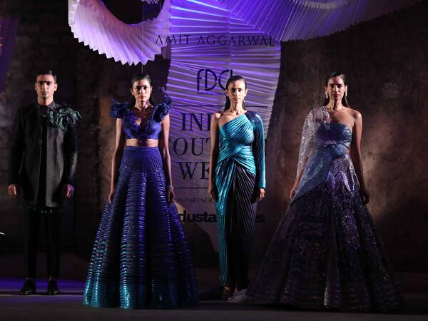 India Couture Week 2019: Amit Aggarwal presents LUMEN