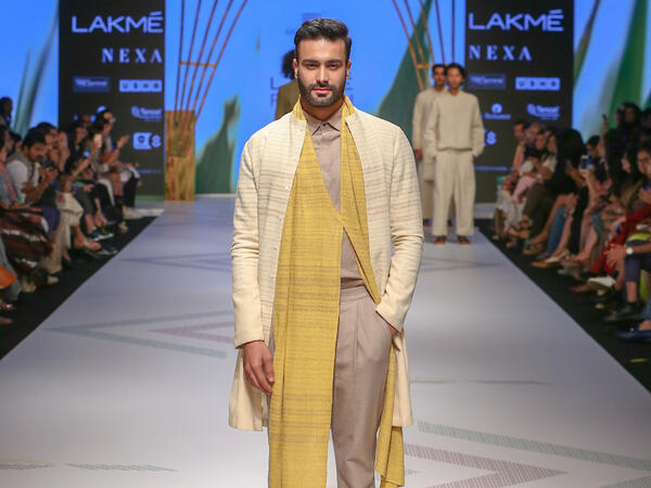 Lakme fashion week Day 2 Trend: Antar Agni