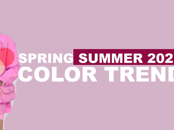 Spring summer 2021 color trend