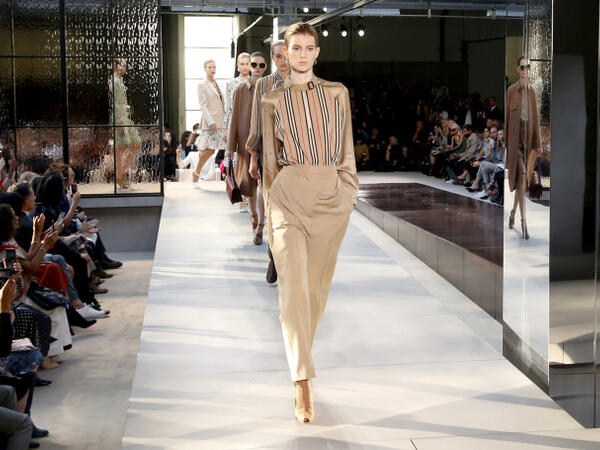 London fashion week women S/S 2019 key Trends