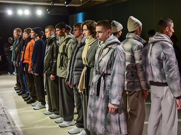 Men's London fashion week AW 18 day one key trends