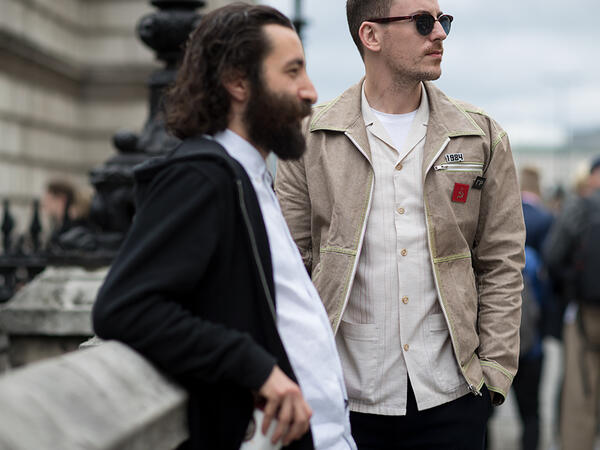 London fashion week Fall 2018 street Trends