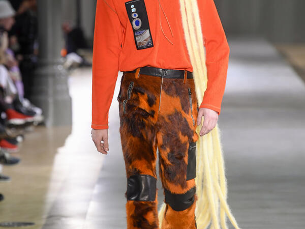 Acne Studio Men's AW19: Paris
