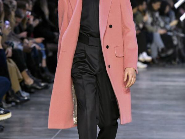 Cerruti 1981 Men's AW18 fashion week: Paris
