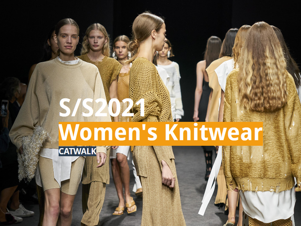 Women's Knitwear Insight: S/S 2021