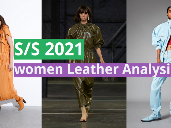 women Leather Analysis: S/S 2021