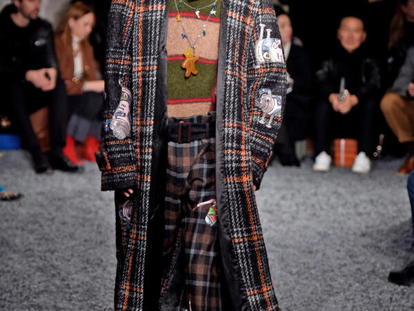 Marni AW18 Men's Fashion week: Milan