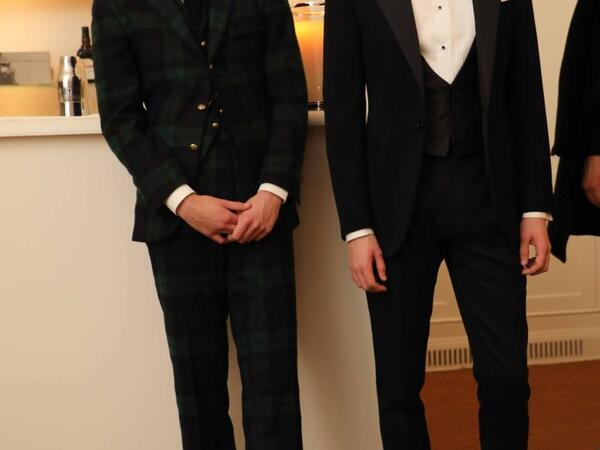 Ralph Lauren men's AW18 fashion week: Milan