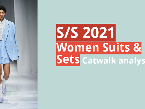 Women Suits & Sets -- S/S 2021 Catwalk analysis