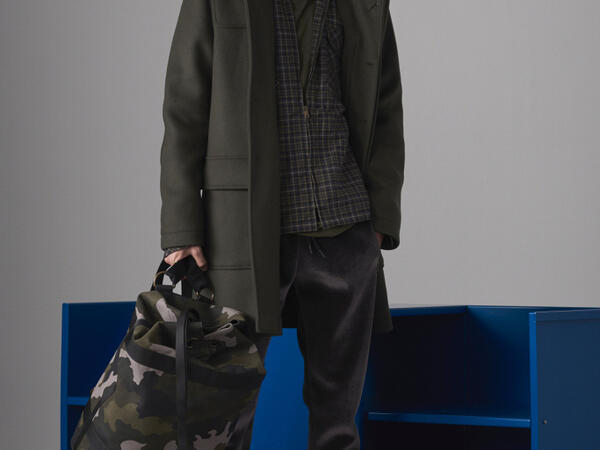 Tomas Maier AW18 Men's fashion week: Milan