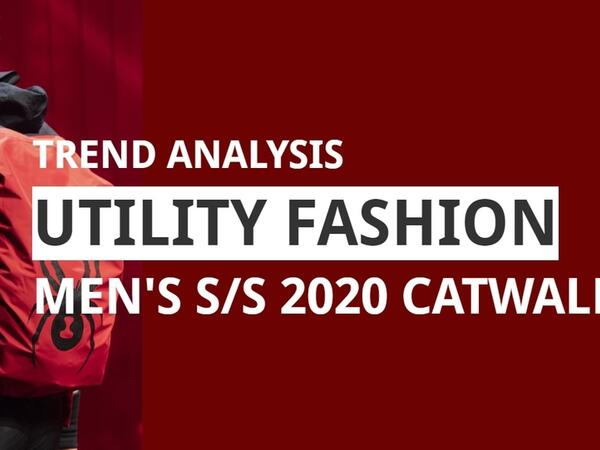 Utility trend: Global Catwalk Trend S/S 2020