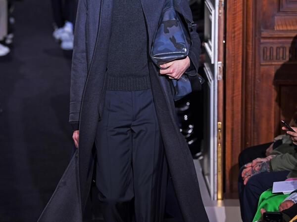 Valentino AW18 Men's fashion week: Paris