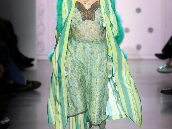 Anna Sui S/S 2020: New York