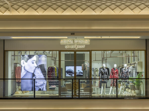 Anita Dongre Grassroot store opens at The Chanakya, Delhi