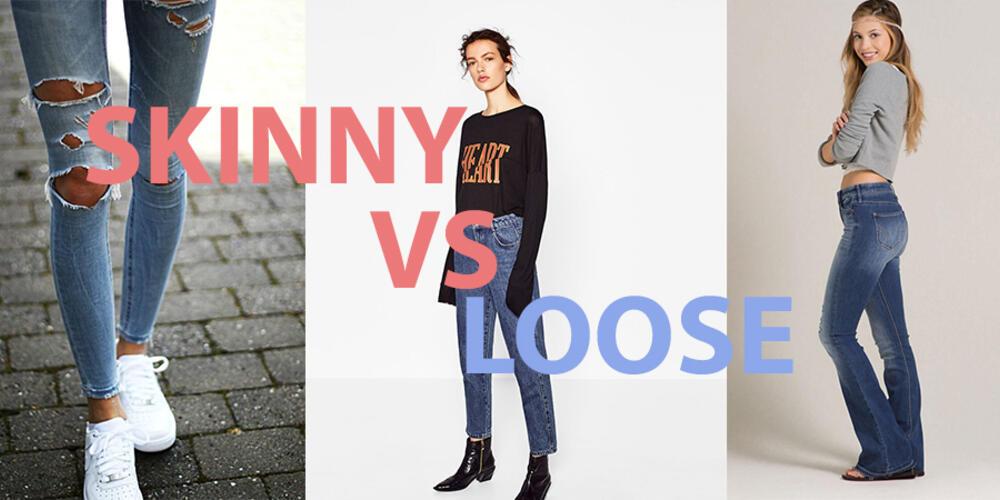 skinny jeans trend | f-trend